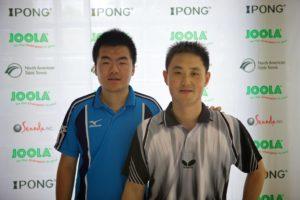 Xun Zeng, 2011 Eastern Open Champion