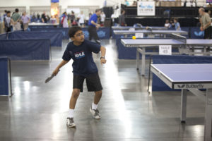 2011 US Open - JOOLA Results