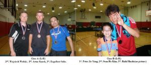 Schaumburg Table Tennis Club - Labor Day Open