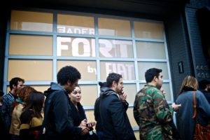 Fader Fort By Fiat NYC Line