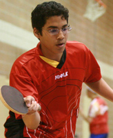 Amaresh Sahu, JOOLA sponsored player
