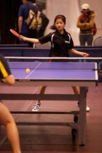 JOOLA Player Amy Wang