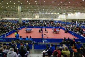 The 2011 JOOLA North American Teams Table Tennis Championships