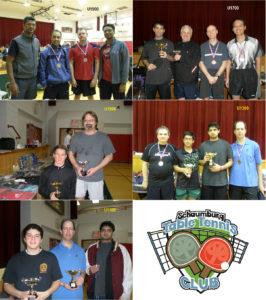 Schaumburg Open Table Tennis JOOLA