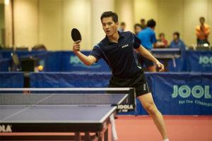 Khoa Nguyen - Table Tennis