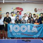 Chinese Community Center of Flushing - Members & JOOLA USA