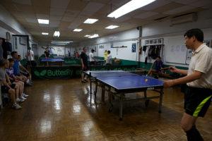 New York Table Tennis Club