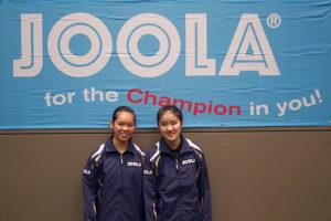 Isabel Chu & Tina Lin