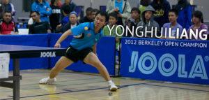 Yonghui Liang - 2012 Berkeley Open Champion