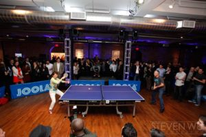The Finals of the TopSpin 2012 Team Up Challenge