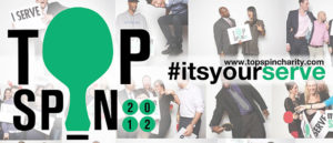 TopSpin Charity 2012