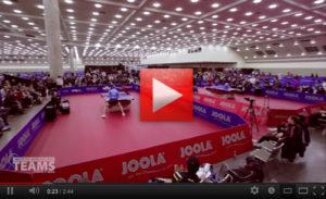 2012 JOOLA North American Teams Championships