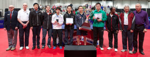 2012 US Men's Nationals Table Tennis Championships