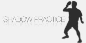 Table Tennis Shadow Practice