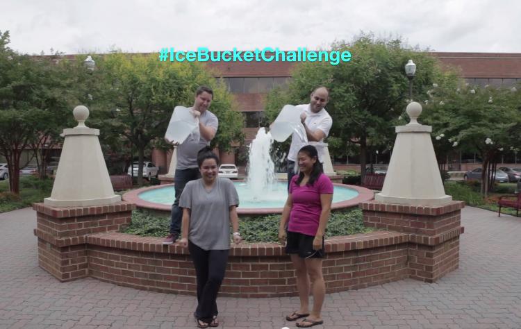 JOOLA's ALS Ice Bucket Challenge - Rounds 2, 3, & 4!