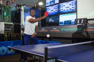 Chris Paul TopSpin Charity