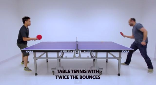 Fun Games By JOOLA: Double Bounce