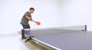 Fun Games By JOOLA - Floor Table Tennis