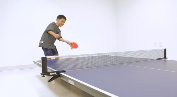 Fun Games By JOOLA - Floor Table Tennis