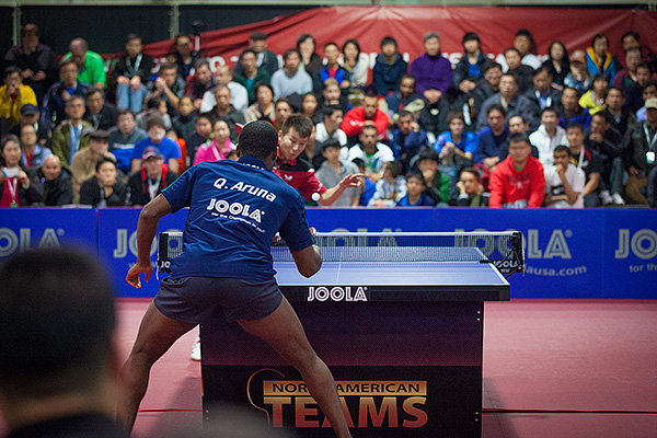 Finals of the 2014 JOOLA North American Teams Championships, Powered By JOOLA