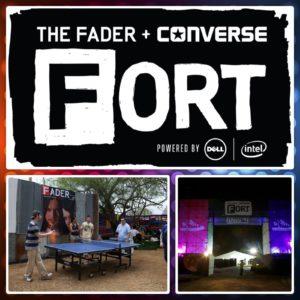 Fader Fort 2015