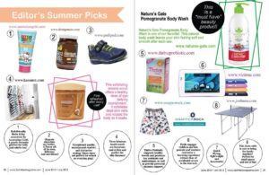 JOOLA Celebrates the Summer with Fitbit and Sprinkles Magazine