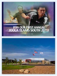 JOOLA Teams South Pic