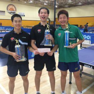 Team ICC: Bob Chen, Wang Jinxin, Tao Wenzhang