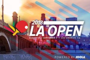 2018 LA Open Powered by JOOLA