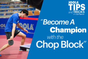 Tips and Tricks with Carl Danner: Become a Champion with the Chop Block