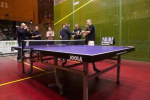 JOOLA Collaborates with BBBS of NYC in the Tournament of Champions Pong