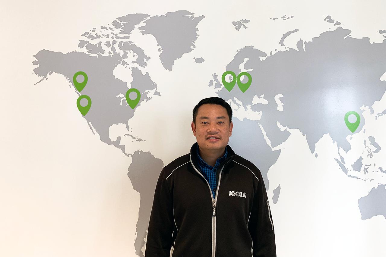 Tom Nguyen, new SVP of Marketing