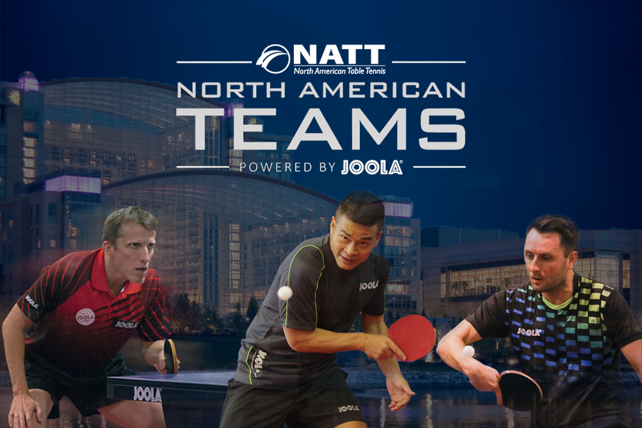 North American Table Tennis extends their contract with Gaylord National Resort until 2025