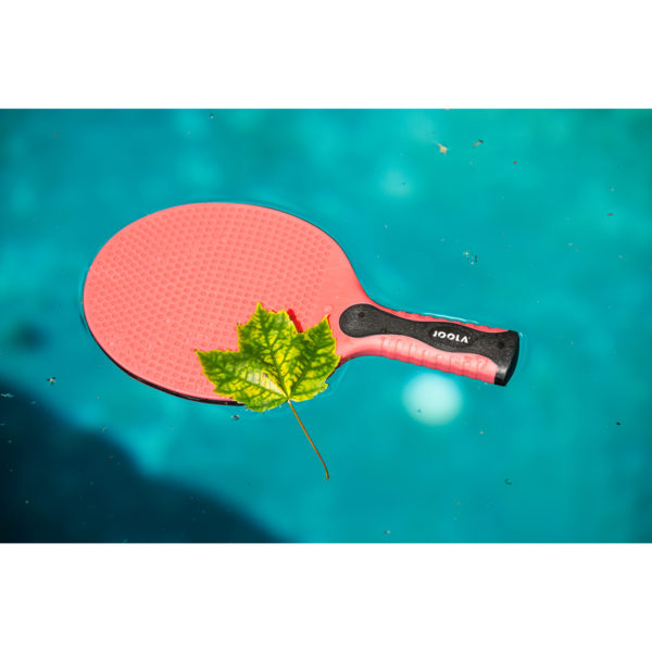 JOOLA Linus Weatherproof Outdoor Table Tennis Racket