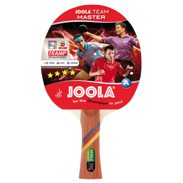 JOOLA MASTER Table Tennis Racket (flared)