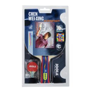 JOOLA CHEN WEI-XING AUTOGRAPH Table Tennis Racket (anatomic)