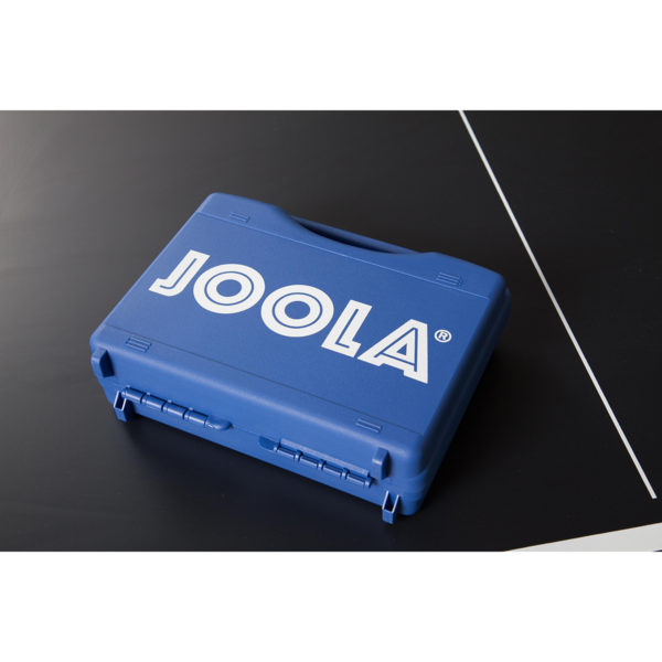 JOOLA TOUR EXPERT Table Tennis Case Set (includes 2 SMASH Rackets & 18 Balls)