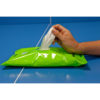 JOOLA Table Tennis Table Surface-Safe Cleaning Wipes, Alcohol/Bleach Free, Citrus Scent, 25ct