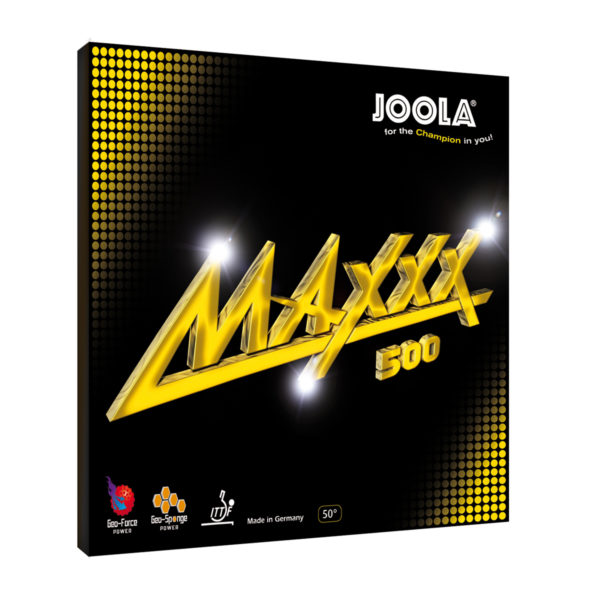 JOOLA Maxxx 500 Rubber