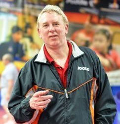 Coach Carl Danner